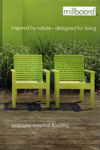greencube garden design in millboard brochure
